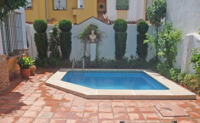 Photo for HOUSE FIRE + + POOL AND PARKING IN THE CENTER OF GRANADA