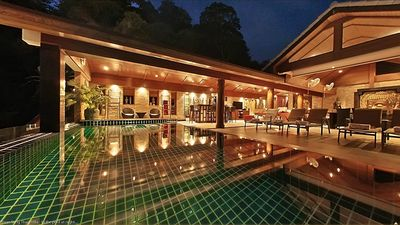 Photo for Serviced Luxury 9-17 Bedroom Pool Villa with Private Chef , Kamala Beach Phuket,