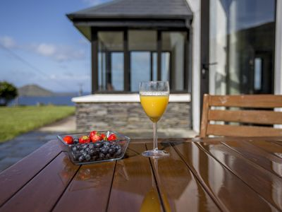 Photo for Luxury Seaside Cottage, Stunning Ocean Views, Waterville, Ring of Kerry