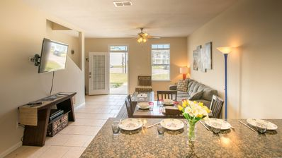 Photo for Beach Townhome 1217: 3 Bed/3 Bath Comfy Townhouse 1 Block from Beack