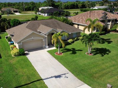 Photo for SW Cape Coral, Luxury Gulf Acces Villa, Electric Heated Pool, Southern Exposure