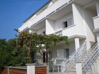 Photo for Holiday apartment 100 m from the Adriatic Sea