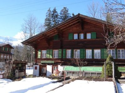 Photo for Apartment Anderegg  in Matten ( St. Stephan), Bernese Oberland - 4 persons, 1 bedroom