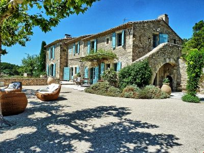 Photo for CHARMING VILLA near Eygalieres with Pool & Wifi. **Up to $-5829 USD off - limited time** We respond 24/7
