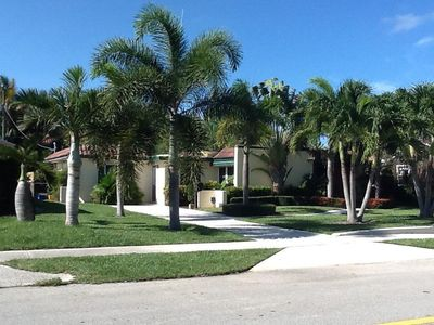 Photo for Perfect Home In Boca.  Sleeps 6-8.  Minutes Walking To Ocean And Mizner Park