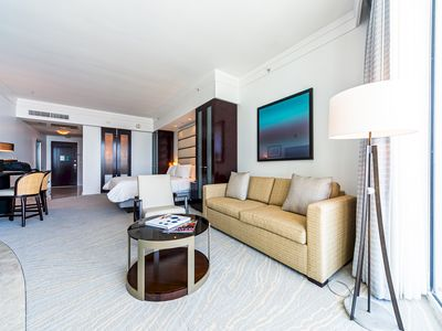 Photo for Sorento Ocean / Bay Jr Suite in the Fontainebleau