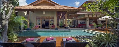 Photo for Kinaree Luxury 3 Bedroom Villa by the Beach, Seminyak