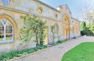 Photo for Grade II listed Artisan Hall is a truly unique Cotswold stone property