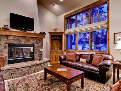 Photo for Lodge at Cucumber Patch: Virtual Tour, Private Hot Tub, Walk to Gondola Stop