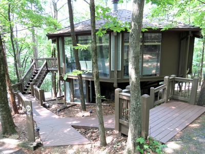 Photo for NEW Big Canoe Tree Topper! Close to Amenities - Newly Remodeled  - 3 Bed 2 Bath