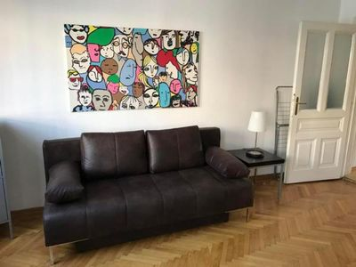 Photo for Holiday apartment Vienna for 2 - 4 persons with 2 bedrooms - Historical building
