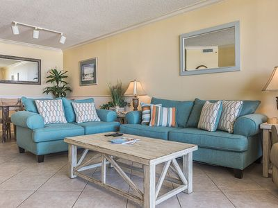 Photo for Summer House On Romar Beach #203B: 3 BR / 2 BA condo in Orange Beach, Sleeps 10