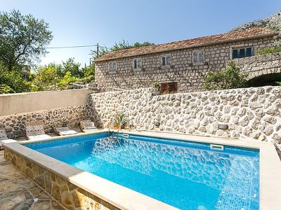 Photo for Vacation home Villa Vino Vecchio in Dubrovnik/Konavle - 12 persons, 5 bedrooms