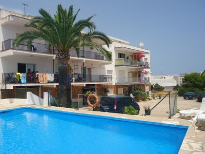 Photo for 2BR Apartment Vacation Rental in Peñiscola, Castell????n