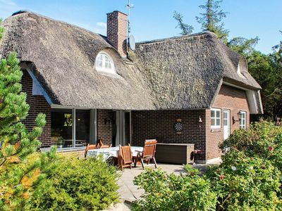 Photo for Cozy Holiday Home in Blåvand with Whirlpool