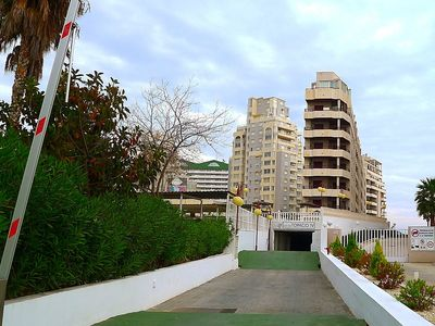 Photo for Apartment 1.4 km from the center of Calp with Lift, Parking, Washing machine, Air conditioning (140801)