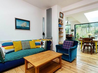 Photo for Charming 4BR with garden near Highbury, mins away from Arsenal Stadium, by Veeve