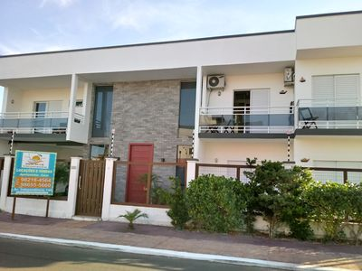 Photo for Apt. one block from the sea with air, wiffi, cable tv and parking