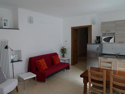 Photo for Large apartment up to 6 places.