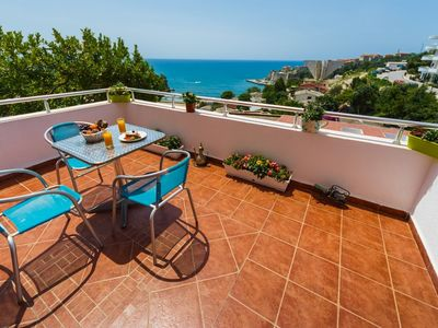 Photo for 1BR Apartment Vacation Rental in Ulcinj, Ulcinj