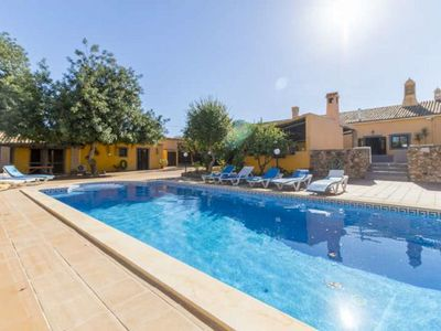 Photo for In the middle of Barrocal Algarvio totally fenced to spend your holidays with maximum privacy, with