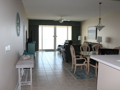 Photo for Spacious family friendly oceanfront condo