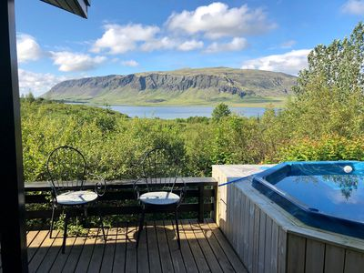Photo for Lake House With Hot Tub- Private! Located On Icelands Golden Circle.