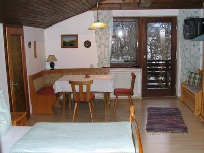 """Photo for Apartment """"Panorama"""" / 2 bedrooms / shower, WC - Simmerlhof"""