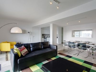 Photo for Marvellous Seafront Apartment in the Best Location