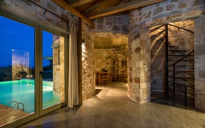 Photo for Mint Tower Luxury Stone Tower Villa In The Middle Of Nature With Stunning View