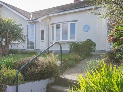 Photo for Surfers and walkers paradise, Sea Views, Coastal path 10 minutes walk away
