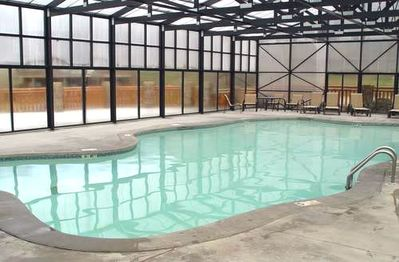 Hidden Springs guests private pool heated year round