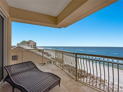 Relax On Your Private Balcony With Gulf Breezes