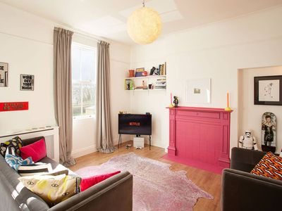 Photo for The Artists Pad - Two Bedroom Apartment, Sleeps 4