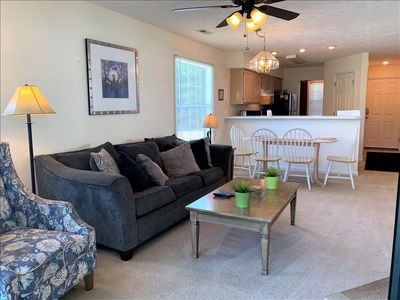 Photo for Perfect golfing trip condo! In River Oaks!