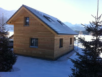 Photo for Small duplex house in the heart of the Natural Park of Vercors