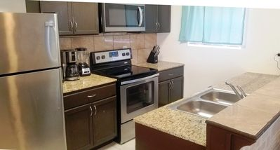 Photo for Sun Ray Condo 2-B - Awesome 1Bd/1Ba, WiFi, 3/4 blocks from the beach, w/Parking