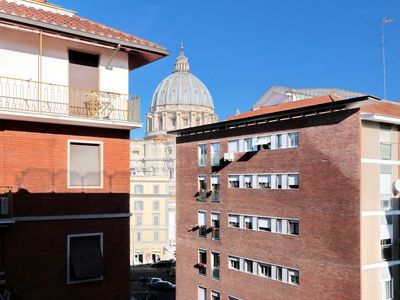 Photo for Amazing apartment center Rome 100 meters from Vatican with Garage and Free WIFI