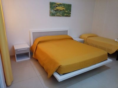 """Photo for ISOLAVERDE AGRITURISMO Room """"Achillea"""" Double + Bed"""