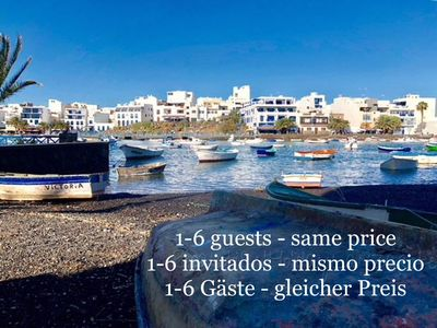 Photo for Apartment Marinera only 350m from Playa Reducto