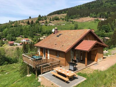 Photo for Chalet 7/9 Persons classified 3 * Sauna - Wifi
