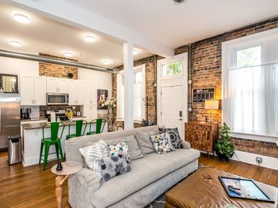 Photo for Urban Industrial 2/2 in OTR. Close to UC and Hospitals
