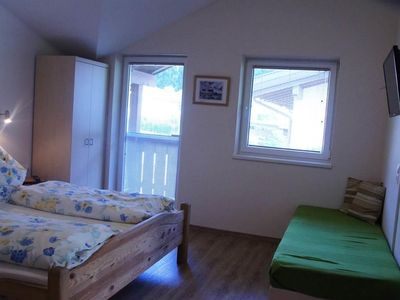 Photo for Apartment, shower, toilet, balcony-4 pers - The dovecote - apartment