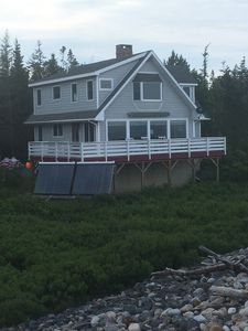 Photo for Oceanside cottage with Spectacular views! Ledgeview Cottage.