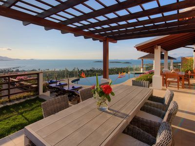 Photo for Samui Summit Villa-Best Views On The Island, Near The Beach, Luxury And Serenity