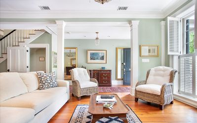 Photo for Stay with Lucky Savannah: Three-Story Historic Estate with Private Balconies