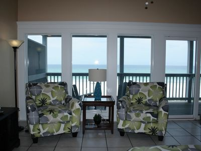 Photo for 3 BR/3BA  Bonita Beach, Gulf Front, Sleeps 10,  Pets Ok, Wi-Fi