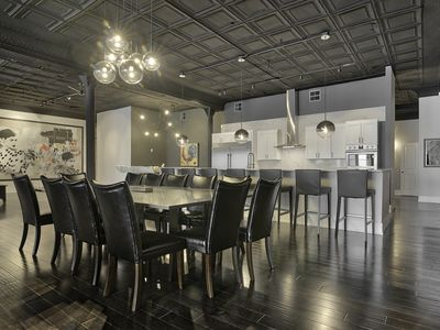 Photo for 5,000 sq ft, 4 Bedroom, 2.5 Bath, Jaw-Dropping Modern, Industrial Loft Space.