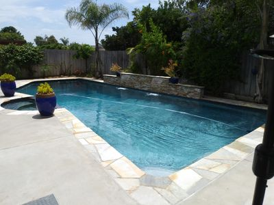 Photo for Mission Bay/Bay Park Home w/Heated Pool, Spa & AC!