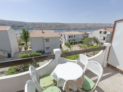 Photo for 2BR Apartment Vacation Rental in Pag - island Pag